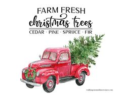 Christmas Truck Printable is perfect for all your holiday decorating needs. Advertisements Christmas Truck Printable is perfect for all your holiday decorating needs. Christmas Truck With Tree, Blue Christmas Decor, Elegant Christmas Decor, Fresh Christmas Trees, Christmas Car, Christmas Tree Themes, Vintage Christmas, Plaid Christmas, Christmas Wood