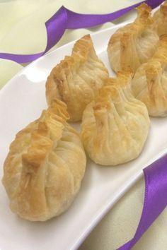 Bu böreği 'Papatya Şef 'te gördüm ve bayıldım.Lezzeti de görüntüsü gibi harika oldu.İç malze...