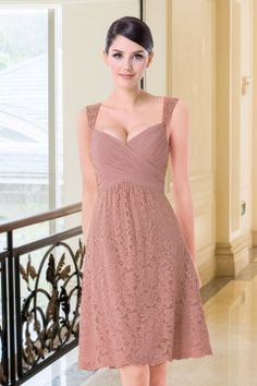 BRIDESMAIDS - THESE DRESSES COME IN OTHER COLOURS SO LOOK AT THE CUT :)