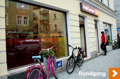 VollCorner Biomarkt Westend · Kazmairstraße 26 · 80339 München