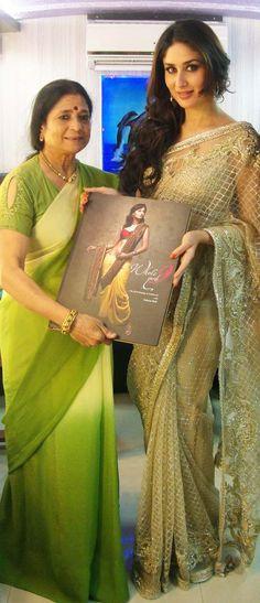 Kareena's saree <3