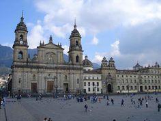 America latina.Bogotá