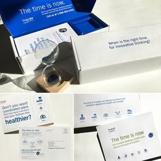 The THE TIME IS NOW lead-generation campaign is one of five direct mail programs recognized with the USPS Irresistible Mail award. Congrats to Empire BlueCross BlueShield on winning! - http://ift.tt/1HQJd81