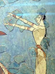 Resultado de imagen de frescos minoicos