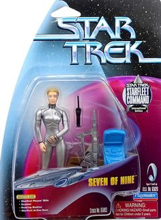 Star Trek Starfleet Command - Seven of Nine