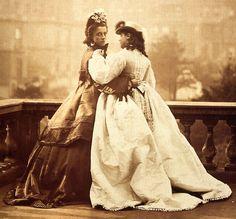 Florence Elizabeth Maude 1863-64