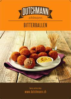 Bienne City Dutchmann-Zihlmann Bitterballen Shop