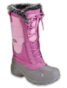 The North FaceGirls'FootwearGIRLS' SHELLISTA LACE BOOT