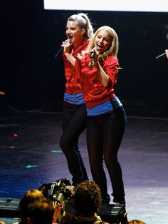 Glee Live i saw it for my bday best present ever