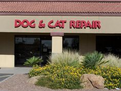 Rural Animal Clinic / Dave & Rick's Dog & Cat Repair - 7520 S. Rural Rd. Ste. A-1 Tempe, AZ 85283 - 480-345-9846