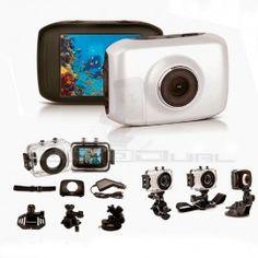 Videocámara para Casco Deporte Impermeable HD 45,95 €  Envío GRATIS Servicio 24 horas
