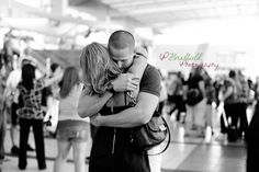 Jason is returning from an 8 month deployment.  They had only been married 2 months and moved from Oklahoma to California when he left.  Lisa was far from home but was so strong.  She found herself surrounded by Marine Corps families that helped ease her lonliness.  God bless the marines and God bless the families they leave behind.   #military #usmc #pbradfieldphotography