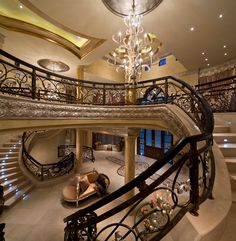 Lavish Mega Mansion In South Africa