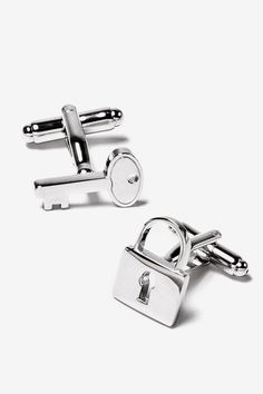 Cool Stuff We Like Here @ Cool Pile, The Home of Coolest Cufflinks Around => http://CoolPile.com/tag/cufflinks ------- << Original Comment >> ------- Under Lock And Key Cufflink by Ties.com