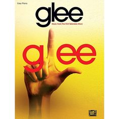 Glee for Easy Piano. Easy arrangements of 14 pop songs from the show Glee. $14.00