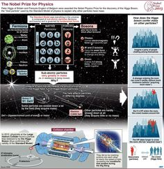 Witnessing scientific history - Higgs Boson, Nobel Prize