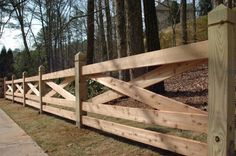 fences ideas (4) Someday when I have acreage.