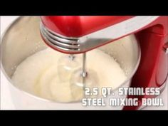 Best Stand Mixer, Healthy Treats, Food Preparation, Glass Of Milk, Lp, Food To Make