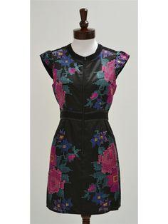 Nanette Lepore Stella Dallas Dress. www.newchicboutique.com