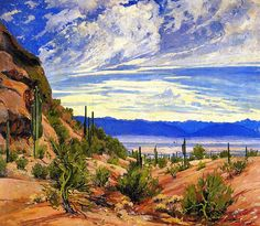 MAYNARD DIXON Washoe Wickiup