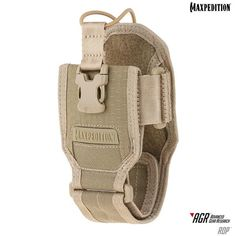 RDP Radio Pouch, Military, CCW, EDC, Everyday Carry, Outdoors, Nature, Hiking, Camping, Police Officer, EMT, Firefighter, Bushcraft, Gear, Travel.