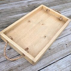 Great plan for the novice woodworker or DIYer! This little serving/display tray is easy to make, requires only a few hours, and the materials are very inexpensive. The design itself utilizes simple techniques with a few tips added to maybe expand your skill set. Let's do this! (19.5