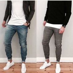Left or right? #modernmenstreetstyle