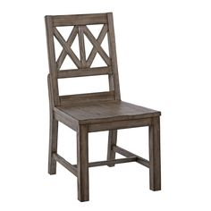 Wood Side Chair qty 2