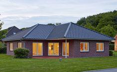 Unser Musterhaus - Winkelbungalow 128w mit 128,05 qm Wohnfläche