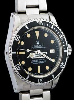 Rolex Comex Seadweller 1665