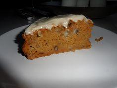 Sinner Sunday: Carrot cake met banaan en walnoot Carrot Cake, Food Food, Banana Bread, Carrots, French Toast, Pie, Breakfast, Desserts, Recipes