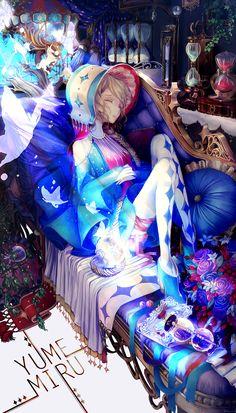✮ ANIME ART ☆