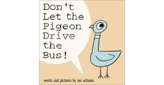 Don't Let the Pigeon Drive the Bus Book Review