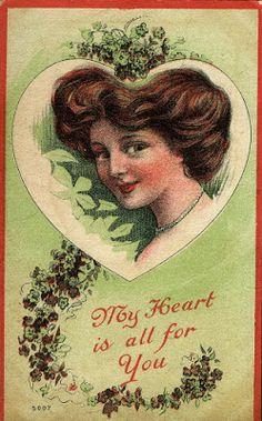 Little Birdie Blessings : vintage images