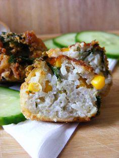 Makacska konyhája: Színes rizsfasírt Food, Essen, Meals, Yemek, Eten