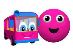 """The Bus is Pink"" Plus More 