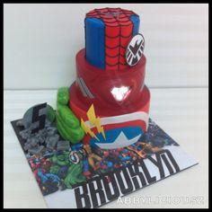 Marvels cake!