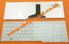 TOSHIBA Satellite C650 L650 L670 Laptop Keyboard UK White  http://www.ukeyboard.co.uk/toshibasatellitec650l650l670laptopkeyboardukwhite-p-4047.html