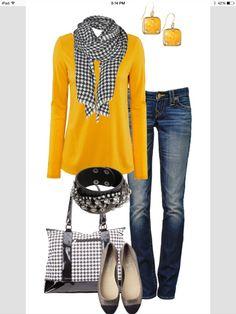 Great fall class fashion