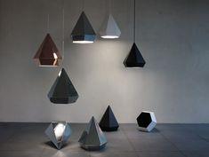 Replica Diamond Pendant Lamp by Sebastian Scherer - Pendant Light - Citilux Interior Lighting, Lighting Design, Lighting Concepts, Blitz Design, Muuto, Standard Lamps, Pendant Lighting, Pendant Lamps, Chandelier