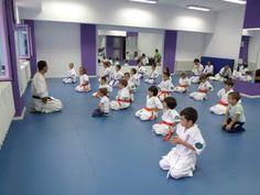 Exercitii de respiratie Karate