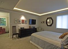 Master Bedroom Tray Ceiling master bedroom style with coffered ceiling | bedroom tray ceiling