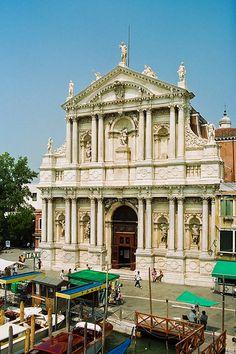 ) Santa Maria degli Scalzi