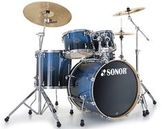 Sonor Essential Force Blue Fade