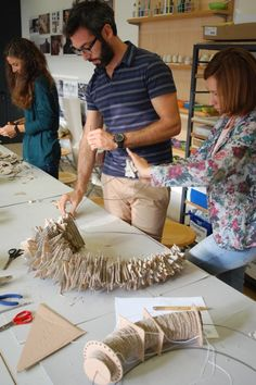 """Che scatole!"", workshop by Annalisa Casagranda, Mart Rovereto, September 2015"