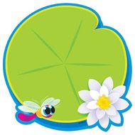 Bring the spring into your classroom with these lily-pad accents. Each accent will enhance displays, projects, and more. Lily Pad Classic Accents Pack of 36 (Large Size) Frog Theme Classroom, Classroom Decor, Teacher Supplies, One Design, Diy And Crafts, Preschool, Clip Art, Creative, Lily Pad