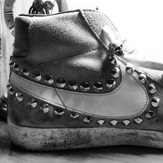 Nike Blazer studded