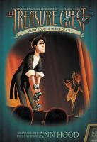 Treasure Chest Series #4 - Prince of Air by Ann Hood.  The twins travel back in time to meet Harry Houdini.
