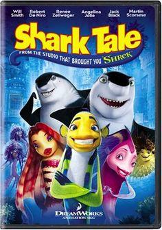 Dreamworks Animation Skg, Shrek Dreamworks, Ocean's Movies, Disney Movies, Movie Tv, Movies Online, Films, Shark Tale, Home Entertainment
