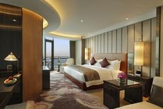 InterContinental Changsha - Design by Willson Associates | Best Interior Designers @wilsonassoc #hospitality